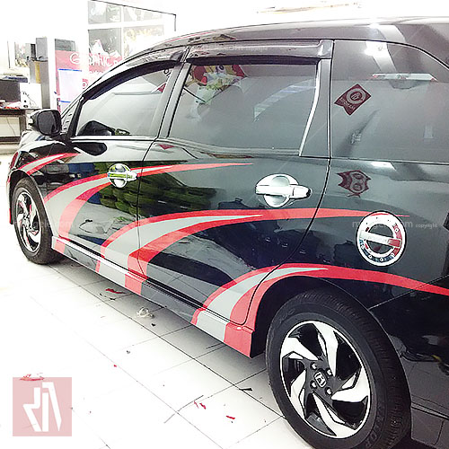 96 Modifikasi Cutting Sticker Mobil Avanza 2018 ...